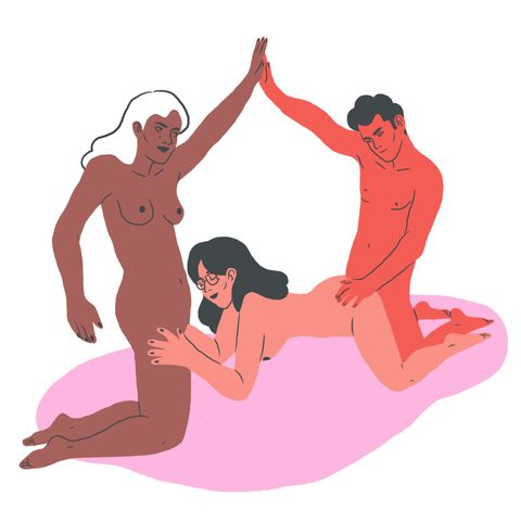 How to Do The Eiffel Tower Sex Position - LocalMatches.com